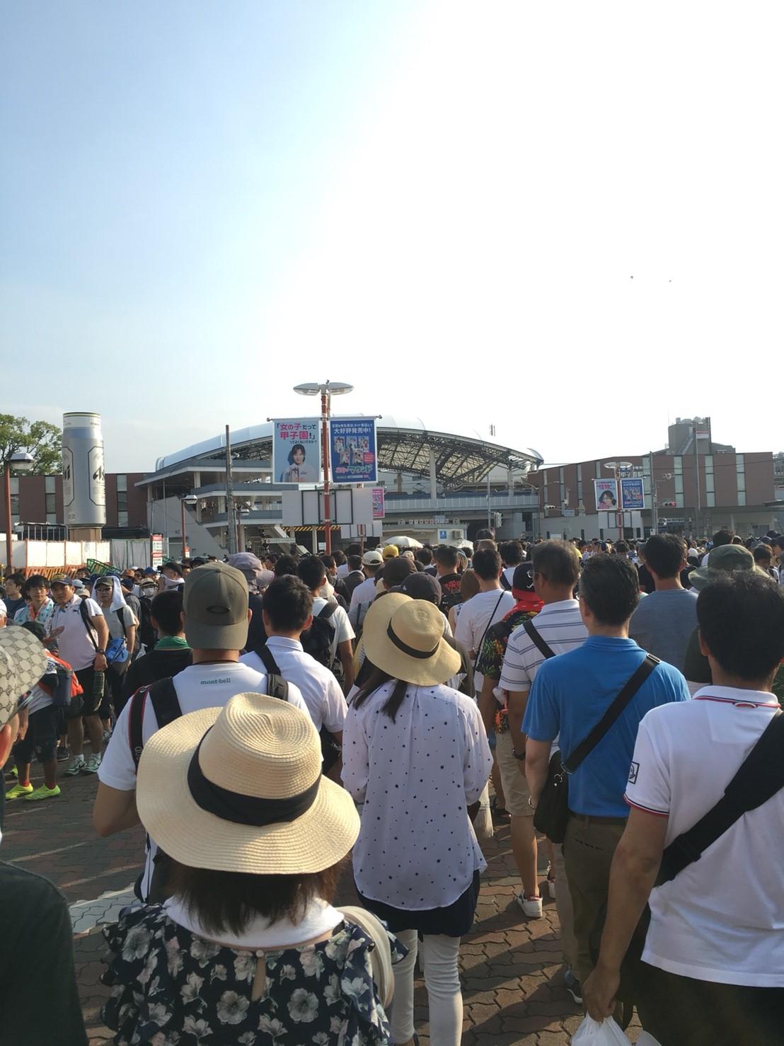 日程 甲子園 球場